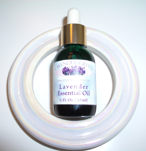 Lamp Ring Aromatherapy Kit – with Lavender Essential Oil ...