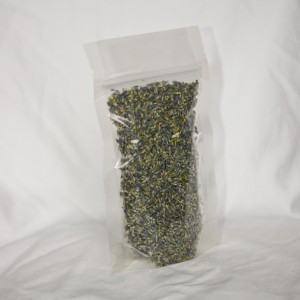 4 oz stand up package of Culinary Lavender